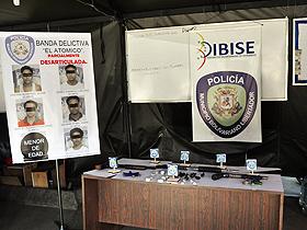 La Policía de Caracas desarticuló varias bandas en la parroquia Antímano