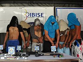 Policaracas desmanteló banda que operaba en Carapita