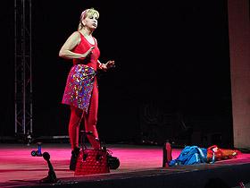 """La obra """"El Aplauzo va por dentro"""" fue todo un éxito en el Teatro Nacional"""