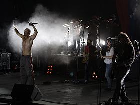 Calle 13 cerró con éxito la Semana de Caracas
