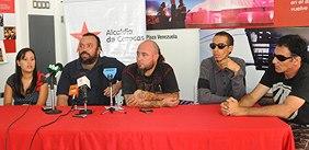 Al evento asistirán 12 bandas de rock de la ciudad de Caracas