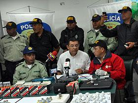 Detuvieron a miembros de la banda de micro traficantes que operaba en el sector UD3