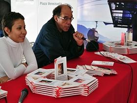 La colección está conformada por cuatro libros, los cuales hablan de diferentes aspectos importantes de la historia venezolana