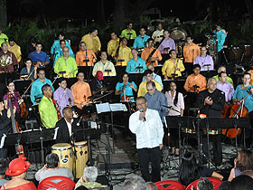 Más de 500 asistentes al evento disfrutaron del espectáculo