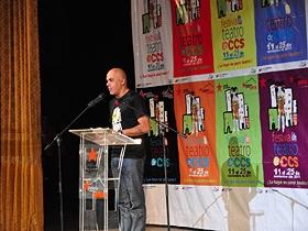 El evento se llevó a cabo en el Teatro Municipal y contó con la presencia de representantes del gobierno nacional