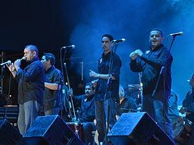 Este concierto se realizó en el marco de la celebración de la gran fiesta del Festival de Teatro de Caracas