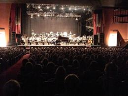 Más de 2500 espectadores asistieron al concierto de la OSMC en Buenos Aires