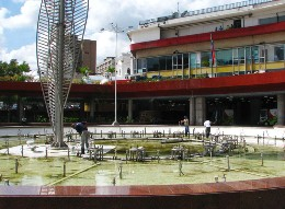 La Alcaldía de Caracas trabaja arduamente para mantener es excelentes condiciones los espacios públicos