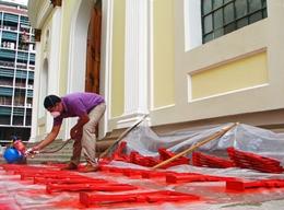 Los Teatros Nacional y Municipal estarán listo para el Festival de Teatro de Caracas