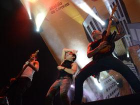 Más de dos mil personas disfrutaron lo mejor del rock a cargo de grandes bandas venezolanas