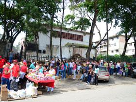 En el operativo se beneficiaron aproximadamente 600 personas