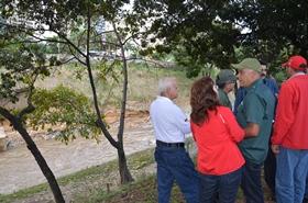 La Alcaldía de Caracas y el Gobierno del Distrito Capital están trabajando en las parroquias afectadas por las lluvias