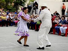 30 músicos provenientes del estado Bolívar conquistaron a miles de espectadores en el Paseo Los Próceres