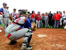 """Se reinauguro este sábado el estadio """"Chato Candela"""", ubicado en la parroquia 23 de Enero"""
