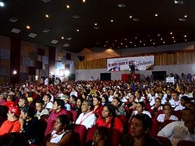 El Primer Mandatario, reinauguró el Teatro Catia, un espacio recuperado por la Alcaldía de Caracas y el Gobierno del Distrito Capital (GDC)