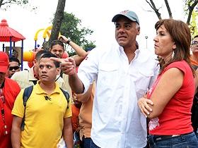 """La inversión fue de 140 millones de bolívares y el """"Bulevar 27F"""" cuenta con 1.8 km de longitud"""