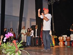 Jorge Rodríguez reiteró que el presidente Hugo Chávez lleva 20 puntos por encima en las encuestas, al candidato de la derecha