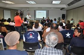 En el foro se analizaron propuestas para que los funcionarios y ciudadanos del municipio tomen acciones pertinentes al caso