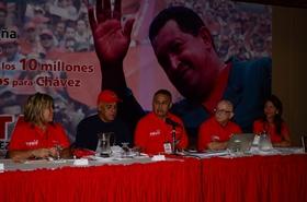 Jorge Rodríguez indicó que en todos los rincones de la patria se respira la inmensa decisión del pueblo por luchar y de mantenerse con el Presidente de la República