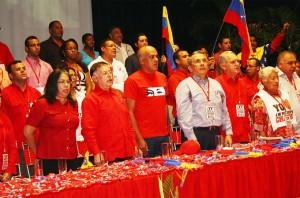 El acto contó con la presencia del jefe de Comando de Campaña Carabobo, Jorge Rodríguez. También se unieron Rodrigo Cabezas, Nohelí Pocaterra y Francisco Arias Cárdenas.