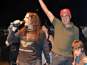 El Alcalde de Caracas agradeció el esfuerzo y la persistencia de este músico venezolano