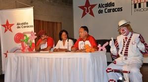 Jaycker Oropeza, vicepresidente de la Fundación de Payasos, comentó que uno de objetivos de la fundación es formar, y brindarle al payaso