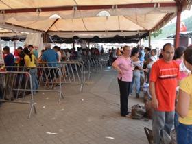 Más de 150 mil venezolanos y venezolanas de la parroquia Antímano, se beneficiaron de la Jornada Integral.