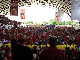 En el estado Portuguesa el Candidato Hugo Chávez obtendrá 406.000 votos