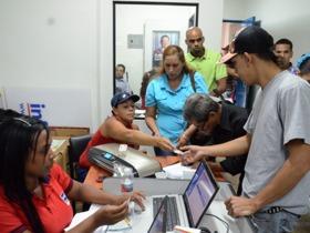 La comunidad participó espontáneamente en la jornada integral