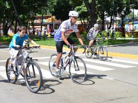 Como todos los domingos, se dio continuidad al Plan Caracas Rueda Libre en su décima primera jornada