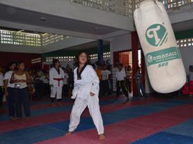 Deporte, cultura y recreación llegó a Altagracia