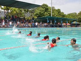 El Coordinador de la actividad Daniel Uzcátegui, informó que este campeonato fue organizado por el Instituto Municipal de Deporte de la Alcaldía de Caracas