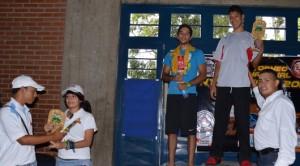 El segundo Torneo Internacional Interclubes 2012, organizado por Giann Marcos Valladares, Director de la Academia Giann Martial Arts