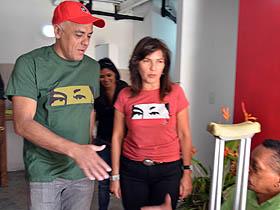 El alcalde de Caracas, Jorge Rodríguez, resaltó la importancia que simboliza este proyecto para todos los caraqueños