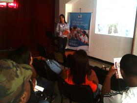 La jornada se llevó a cabo en el Marco del Programa de Prevención que ejecuta el Ministerio Público, a través de las fiscalías municipales