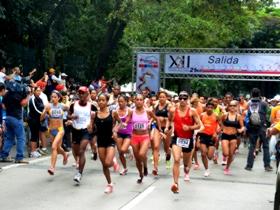 En maratón participaron más de 3000 personas