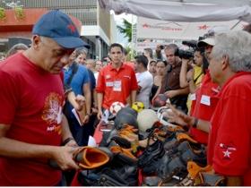 Los logros del Gobierno Bolivariano exhibidos en Plaza Diego Ibarra