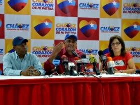 Rodríguez aprovechó la oportunidad de felicitar a la ciudad de Caracas por sus 445 años