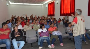 En Venezuela, Jorge es unos de los ejemplos de constancia y lucha por la igualdad social