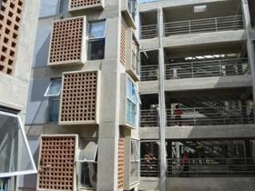 Las viviendas entregadas están equipadas con los diferentes artefactos eléctrico