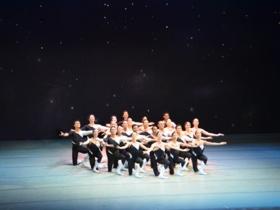 Todos los bailes dejaron al público maravillado e impresionado, en especial con la presentación de la pieza La luna y los hijos