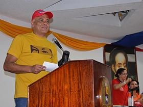 El Jefe Nacional del Comando de Campaña Carabobo, Jorge Rodríguez, dio inicio a la Asamblea Nacional de Profesionales y Técnicos