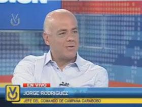 """Rodríguez, comunicó que para los venideros comicios, """"la población tiene una percepción de la gestión de este Gobierno"""