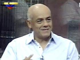 Jefe del Comando de Campaña Carabobo, Jorge Rodríguez