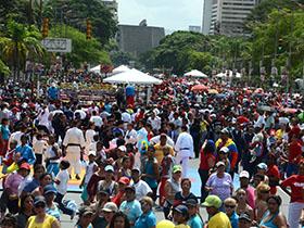 Gracias al Gobierno Bolivariano
