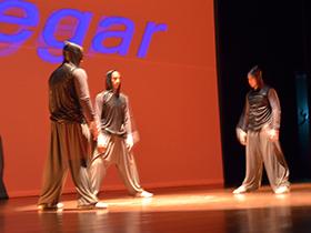 Agrupación de Danza Urbana que muestra como en  la calle se hace arte serio